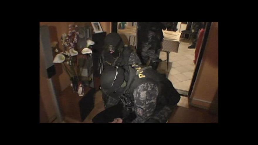 Video Gruzínská mafie v Česku