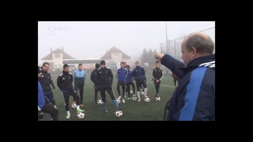 Video Fotbalisté Znojma zahájili přípravu na jarní část sezony