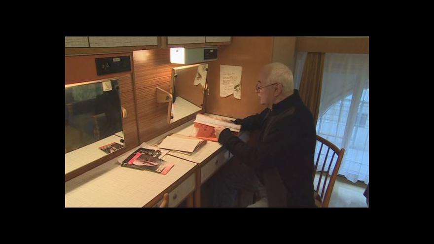Video Jaroslav Kuneš o svojí herecké kariéře