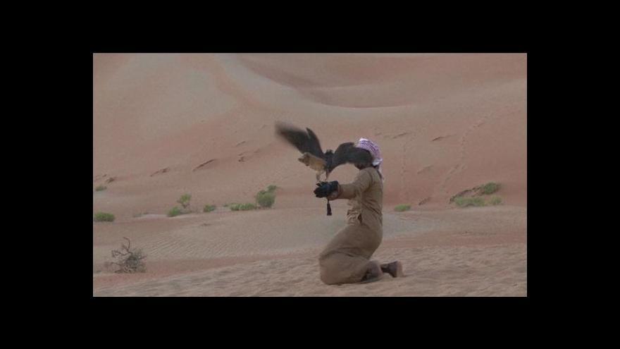 Video Pro veřejnost se otevřel pohádkový hotel uprostřed pouště