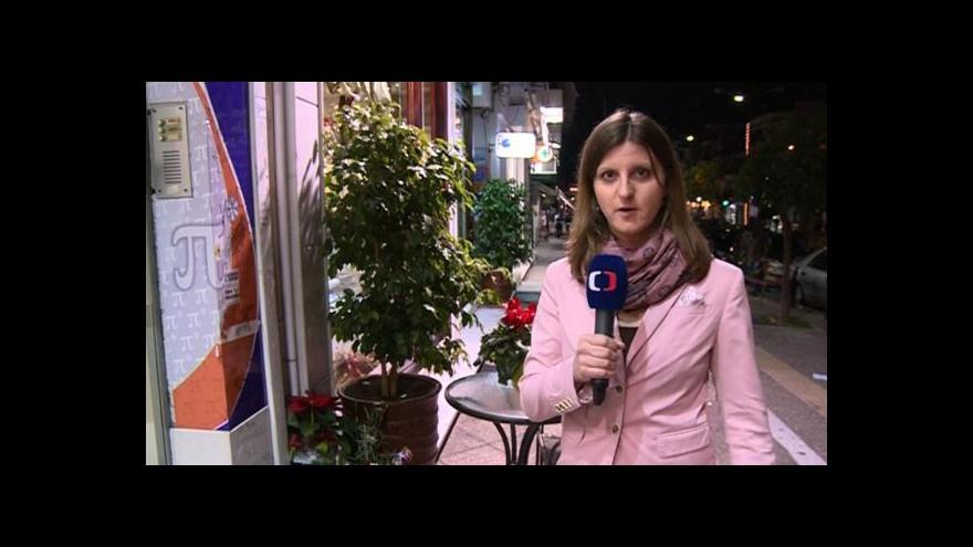 Video Reportáž Veroniky Pitrové