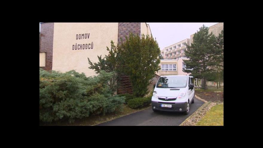 Video Petr Baraňák o sbírce na dodávku