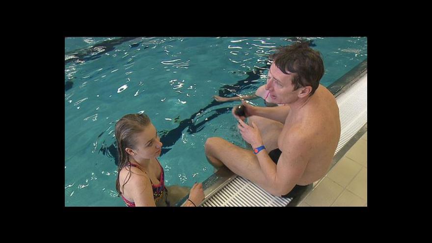 Video Pardubický bazén prodělává miliony, část rady chce změnit provozovatele