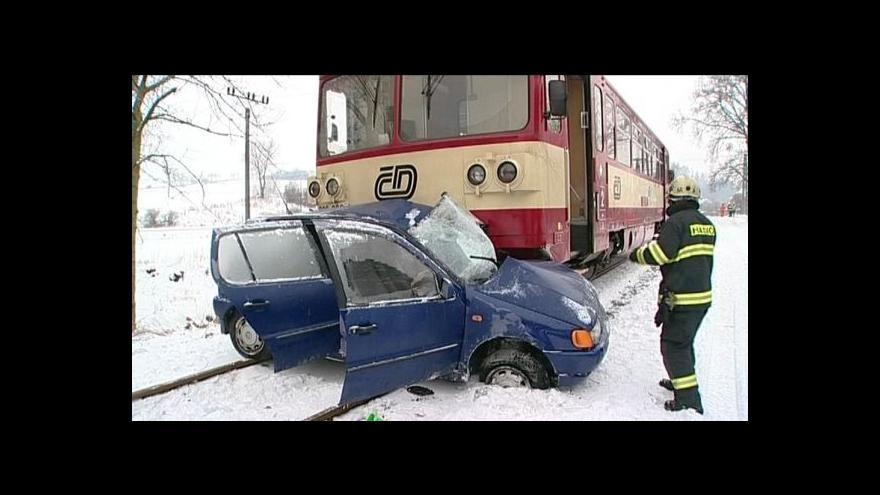 Video Mluvčí DI Martin Drápal o statistice drážních nehod