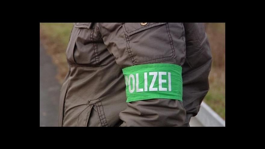 Video Horizont ČT24: Bavorská policie chce posílit kontroly