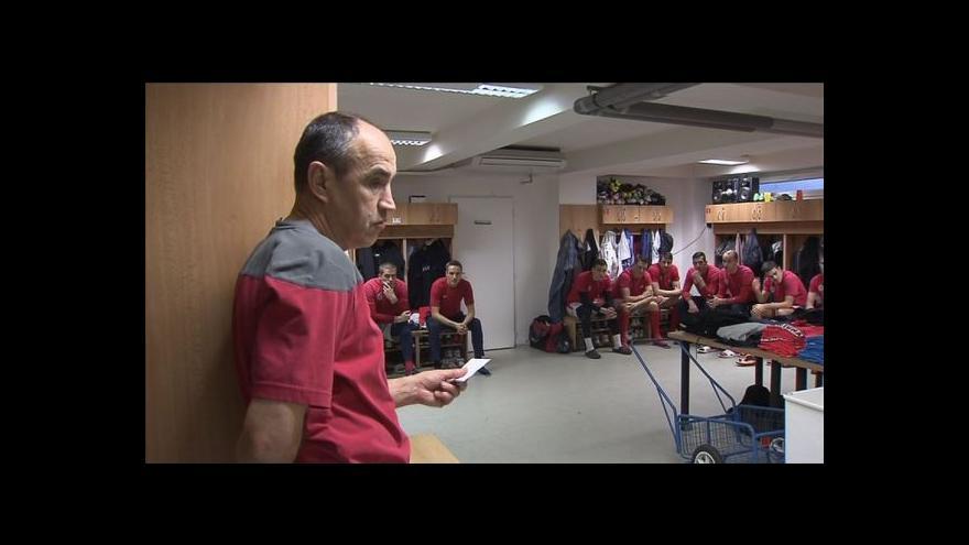 Video Rozhovor s trenérem Václavem Kotalem