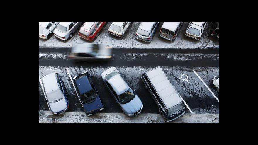 Video Česká Lípa má nové parkovací automaty