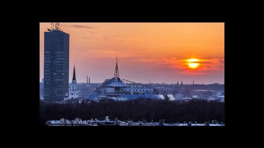 Video Umea a Riga - evropská hlavní města kultury 2014