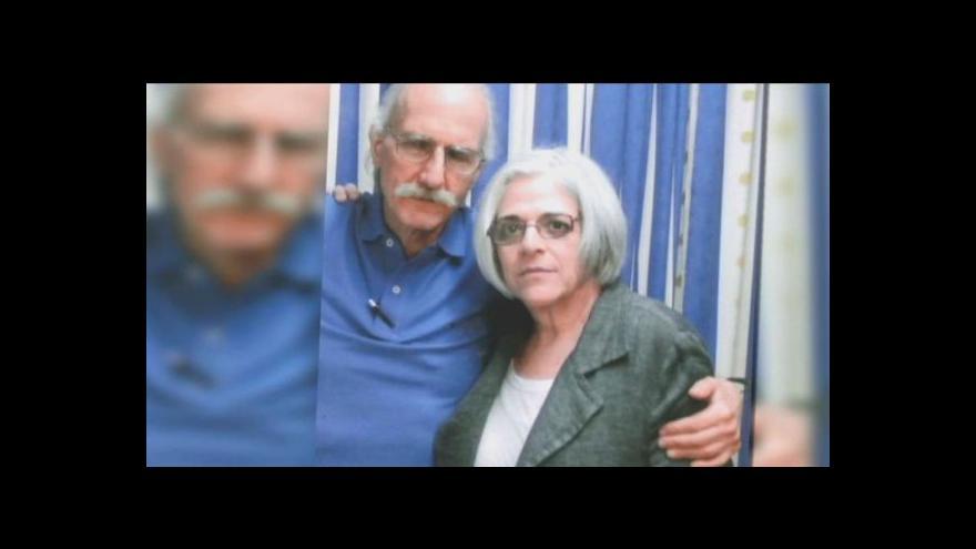 """Video Grossová o manželovi vězněném na Kubě: """"USA se musejí omluvit"""""""