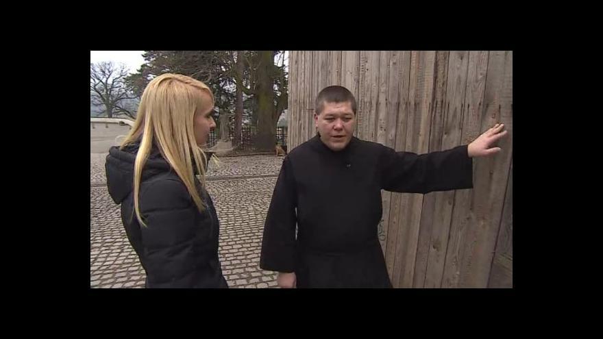 Video Vranovský kněz Karel Hanslík o opravě druhé věže kostela