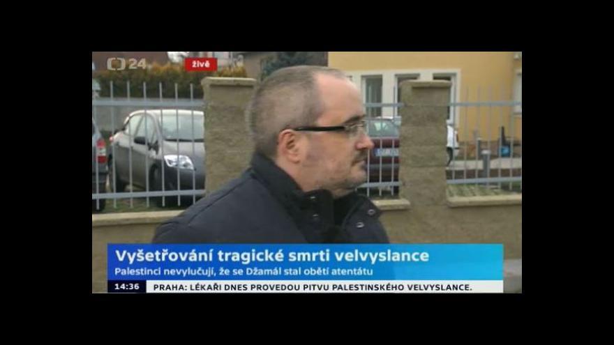 Video Rozhovor s Tomášem Jiráskem