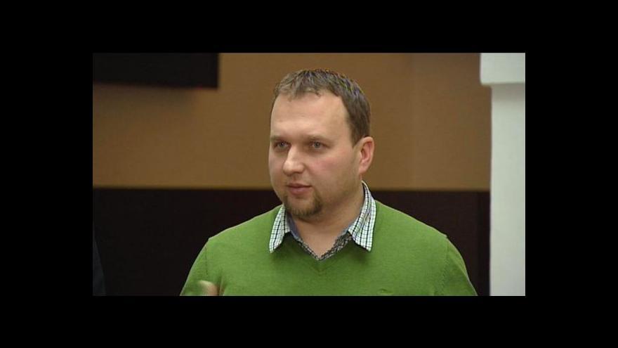 Video Marian Jurečka o sestavování vlády
