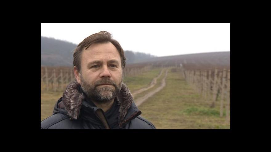 Video Hovoří vinař Petr Marcinčák
