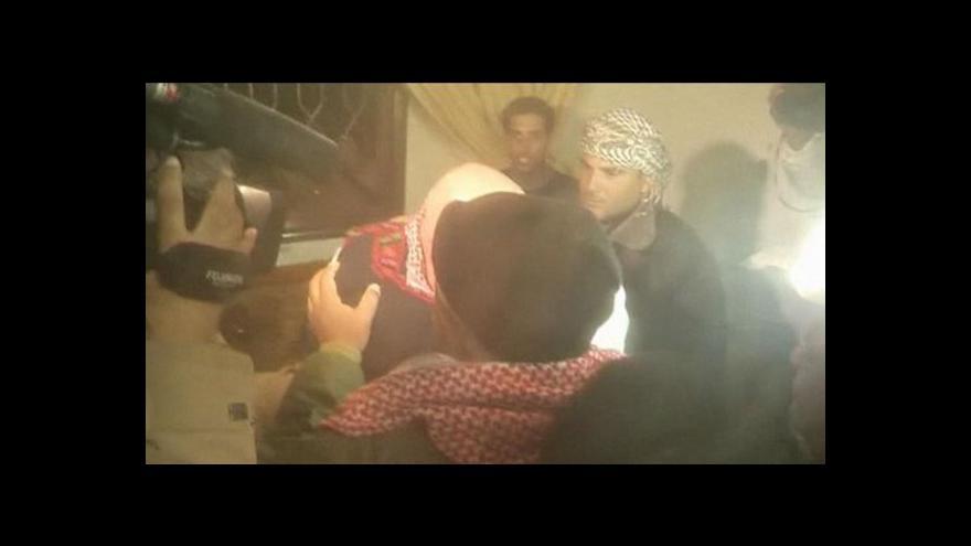 Video Izrael propustil další palestinské vězně
