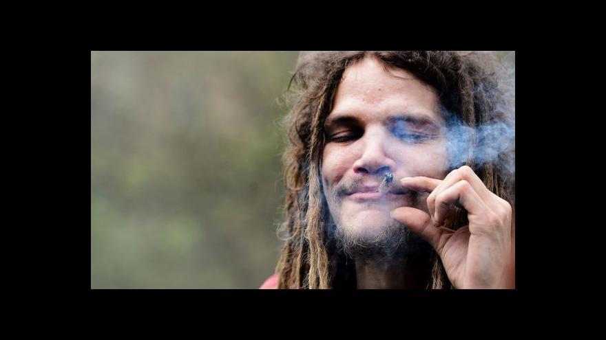 Video V Coloradu začal legální prodej marihuany