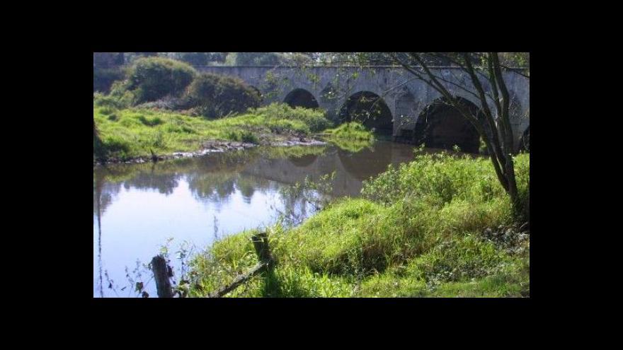 Video Lužnice se povodní už bát nemusí