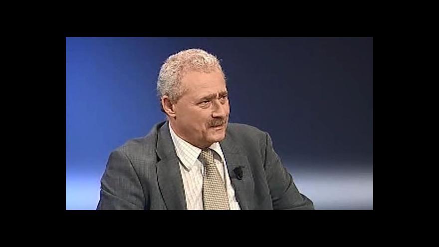 Video Ekonom pražského arcibiskupství Karel Štícha: Žádosti jsou již podány