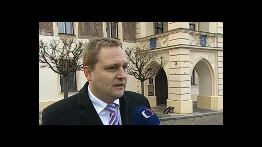 Video Rozhovor se starostou Tišnova Janem Schneiderem (ČSSD)