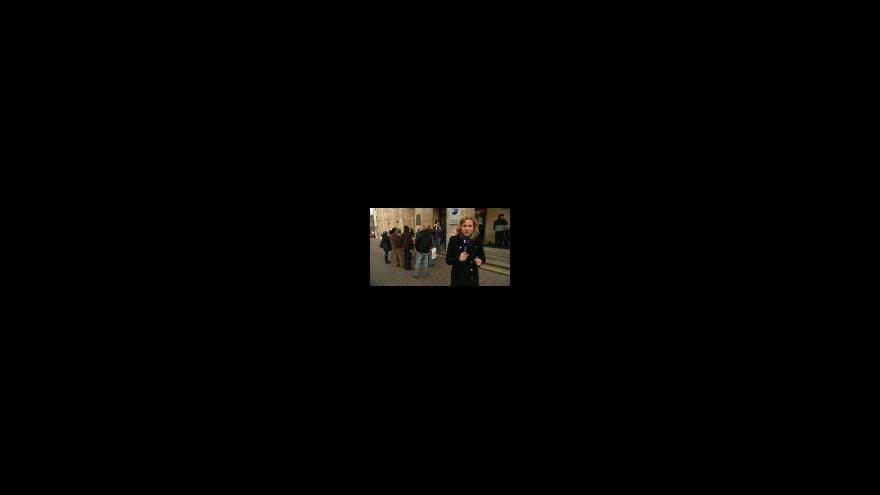 Video Fronty na úřadech