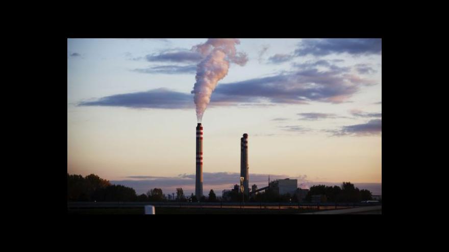 Video Elektrárny Opatovice začnou od ledna spalovat uhlí od nového dodavatele