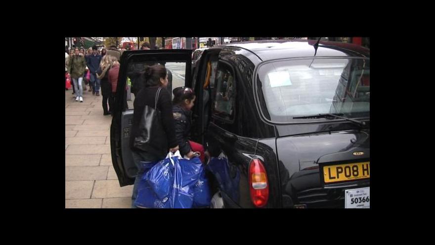 Video Bohumil Vostal o londýnských taxikářích