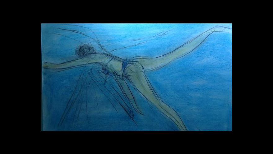 Video Gebauerovy plavkyně zaplavily NoD