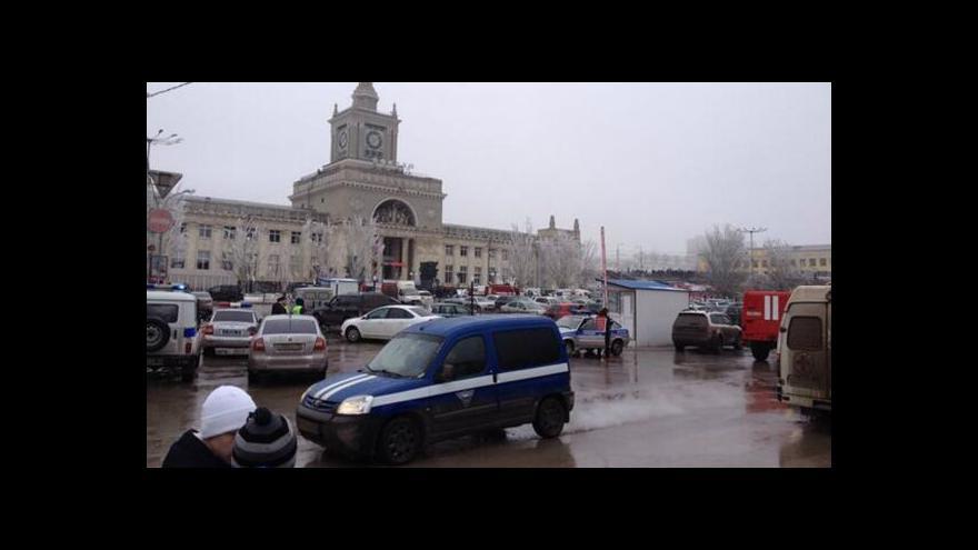 Video Události: Ve Volgogradu zabíjela černá vdova