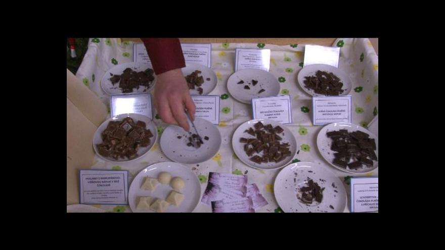 Video V muzeu ve Svratce vítají milovníky čokolády