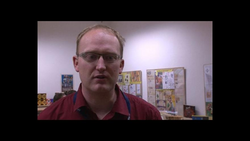 Video Hovoří správce muzea Svratka Martin Mudroch