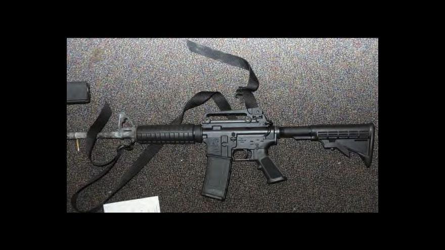 Video Policie zveřejnila kompletní zprávu o střelbě v Newtownu