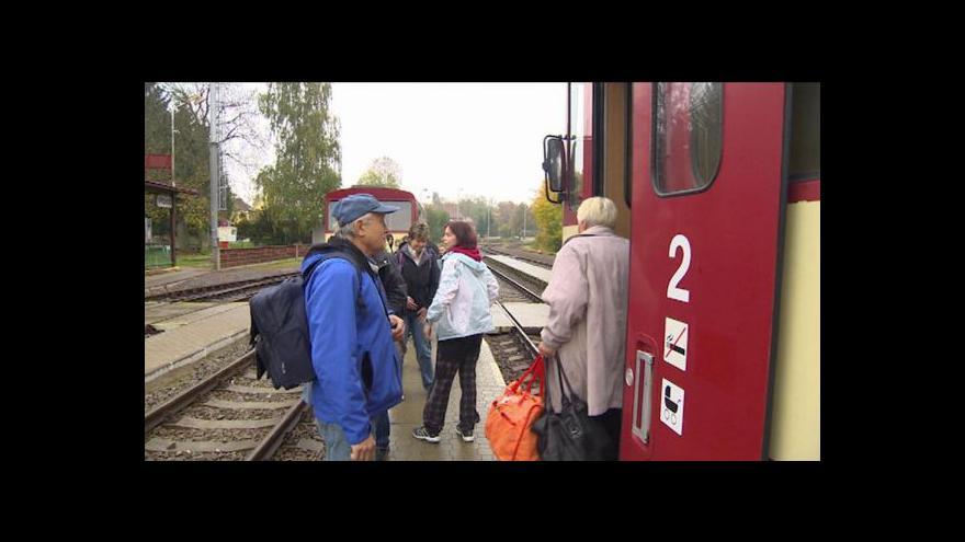 Video Přemysl Šrámek o posílení vlaků v Orlických horách