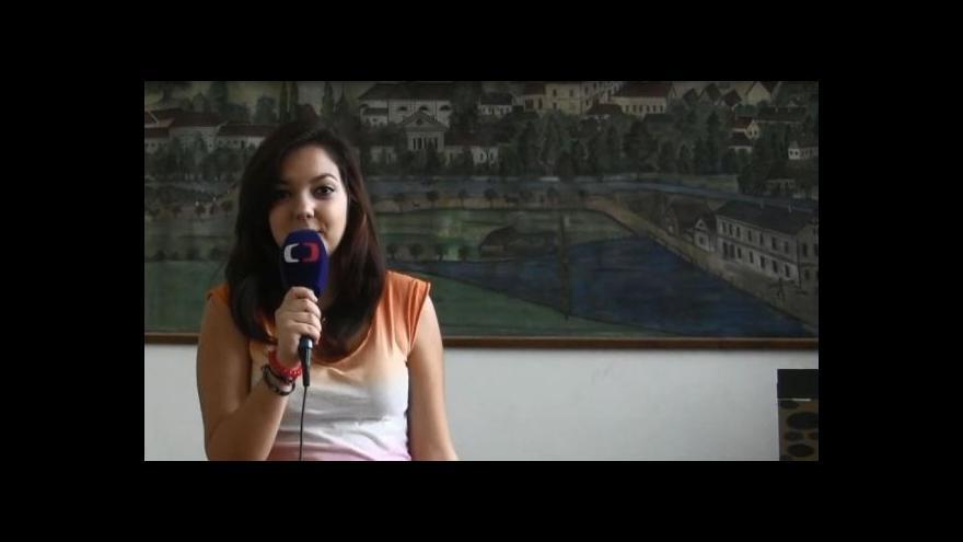 Video Reportáž Nikoly Mahutové