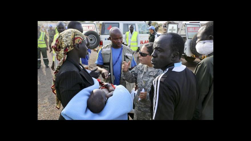 Video Vláda Jižního Súdánu je připravena jednat o příměří