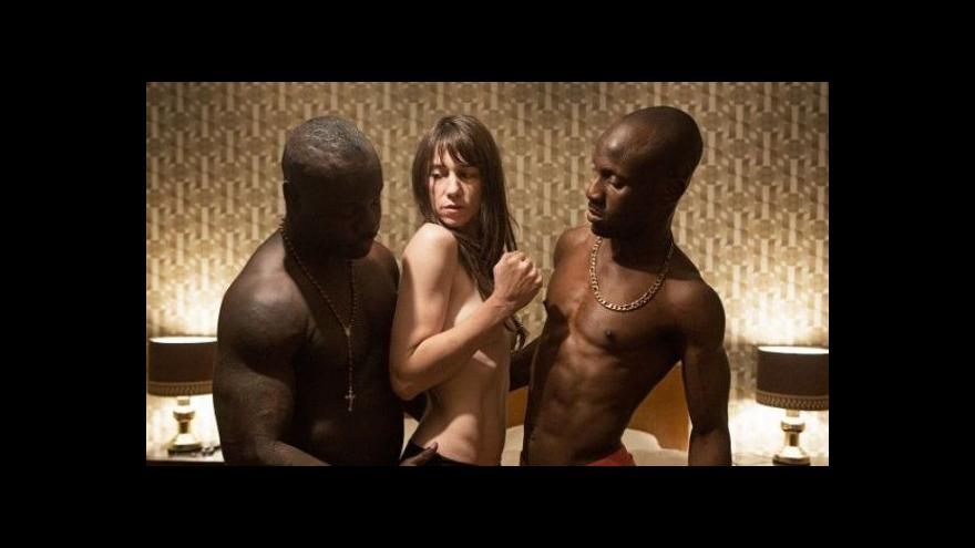 Video Lars von Trier / Nymfomanka