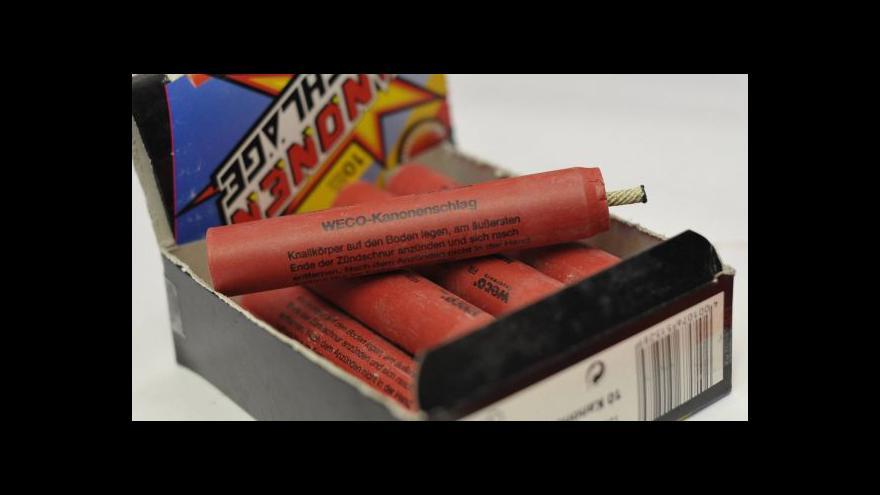 Video Téma zábavní pyrotechniky v UVR