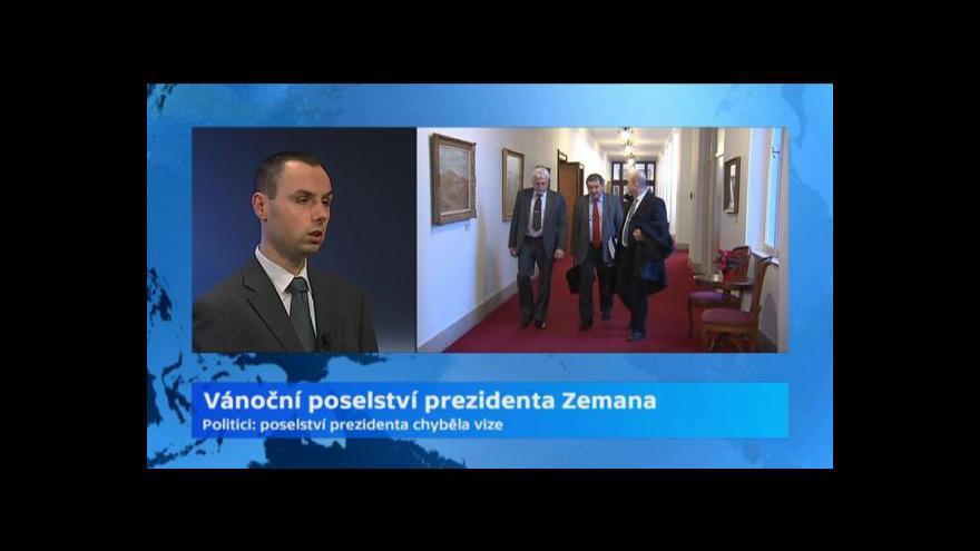 Video Rozhovor s Alešem Balcarem