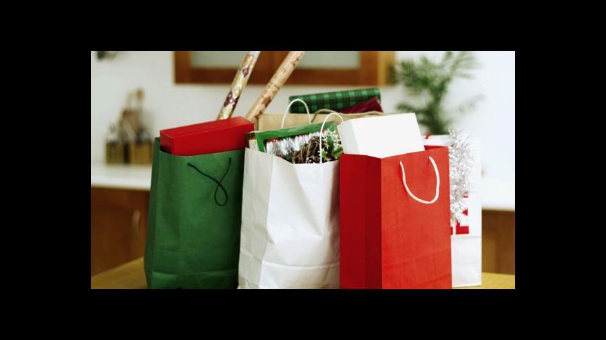 Video Události: Vracení a výměna dárků po Vánocích