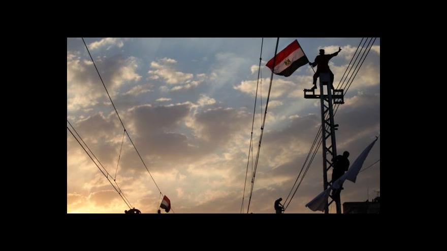 Video První zatýkání od chvíle zařazení mezi teroristy