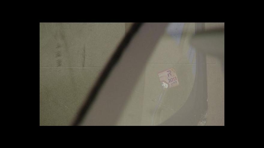Video Jan Šenkýř o výměnách dálničních známek