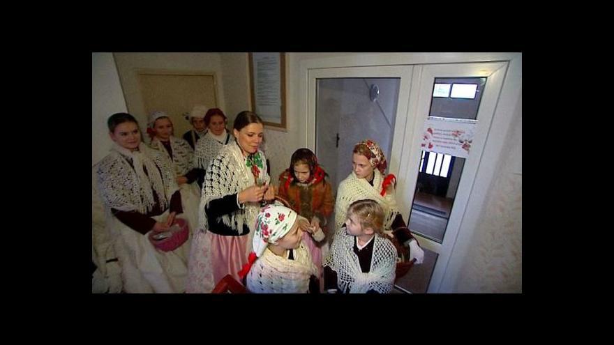 Video Štěpánští koledníci v Ostravě