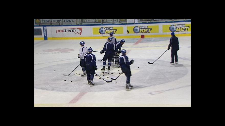 Video Před 32. kolem hokejové extraligy