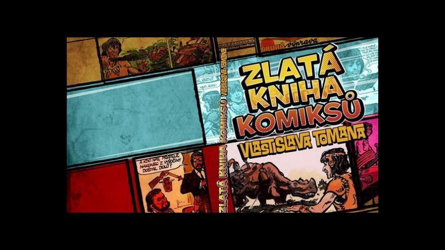 Video Komiksy z Abíčka ve Zlaté knize