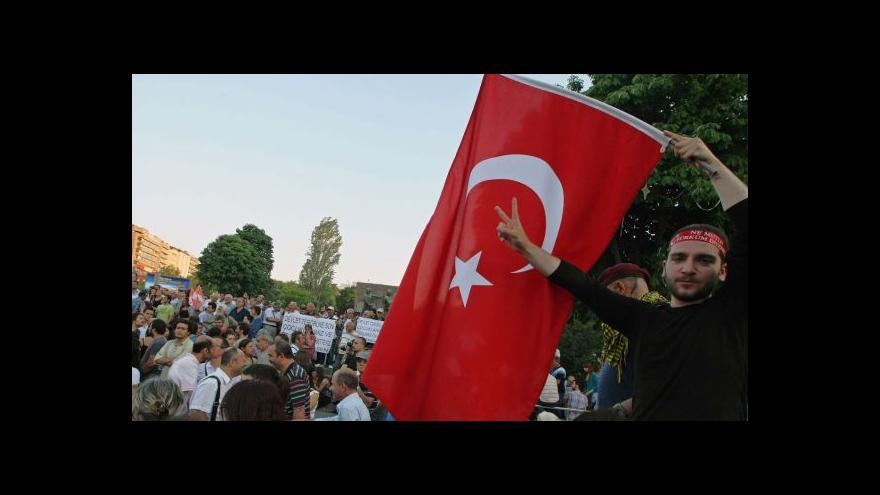 Video Korupční skandál v Turecku