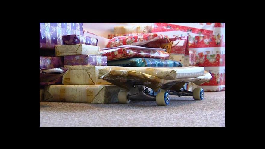 Video Vánoční dobrovolníci