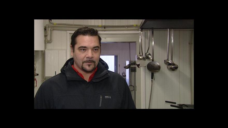 Video Manažer příprav Daniel Prošek o receptu rybí polévky