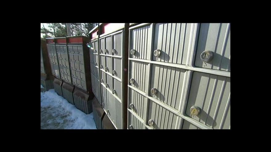 Video Kanada ruší doručování balíků až do domu
