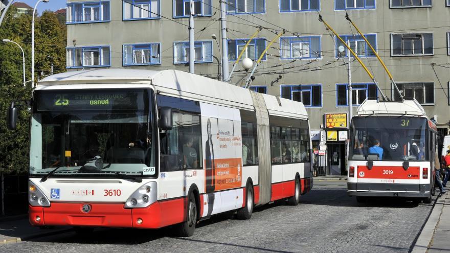 Video Před 70 lety se po Brně rozjely trolejbusy