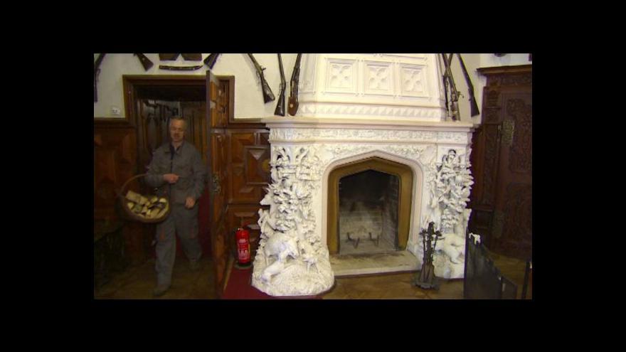 Video Aleš Hazuka o vánočních prohlídkách