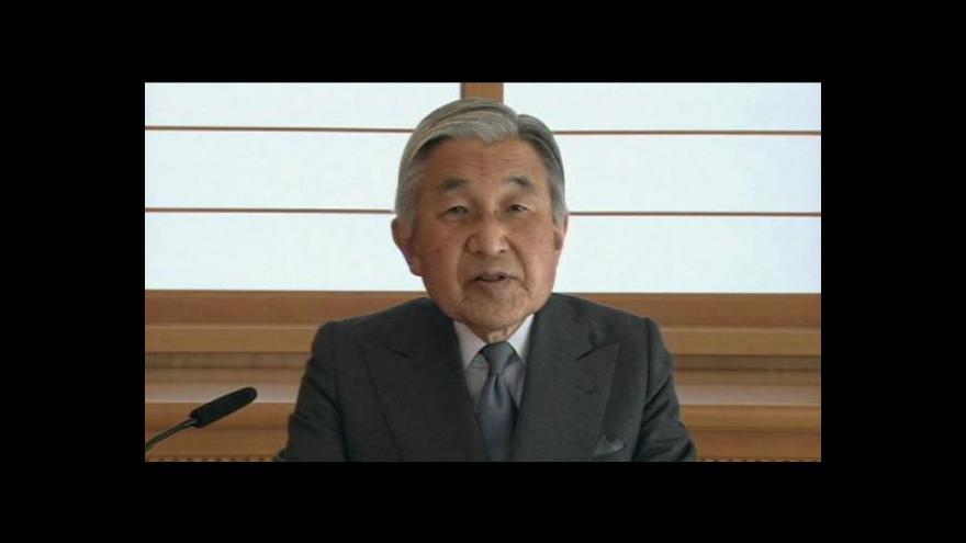 Video Portrét císaře Akihita