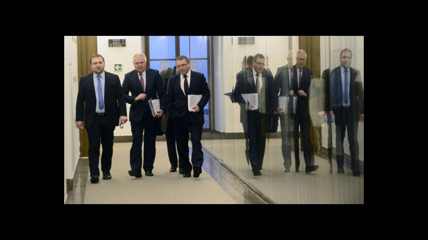 Video Kdo bude v nové vládě?